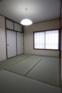 コーリⅡ307和室2